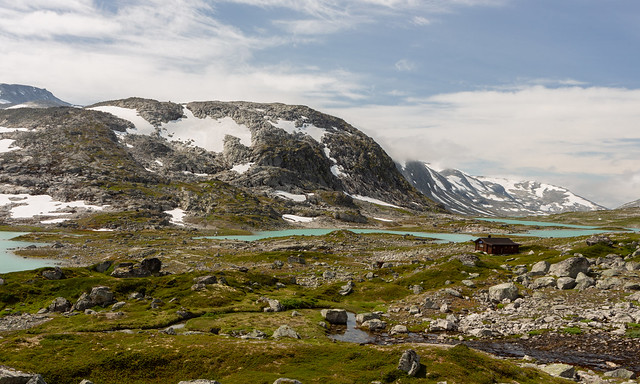Strynefjellet, Norge