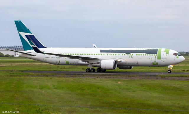 Amazon Prime Air (ex Westjet) B767-300ER N521AZ (C-GOGN)