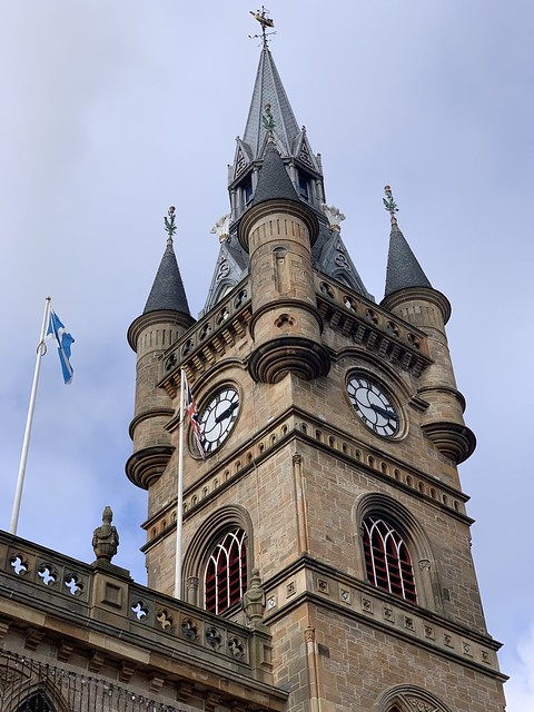 Renfrew Town Hall