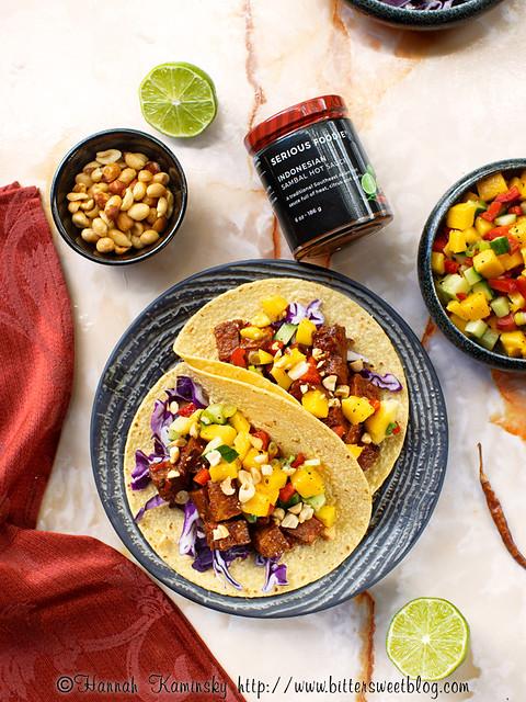 Tempeh Sambal Tacos 2