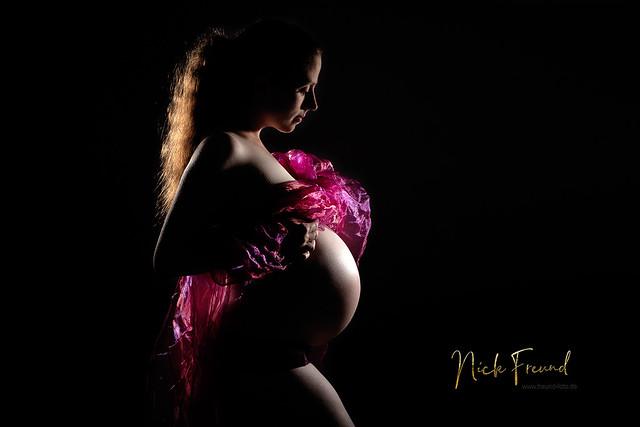 Sexy Babybauch Fotografie Fürth
