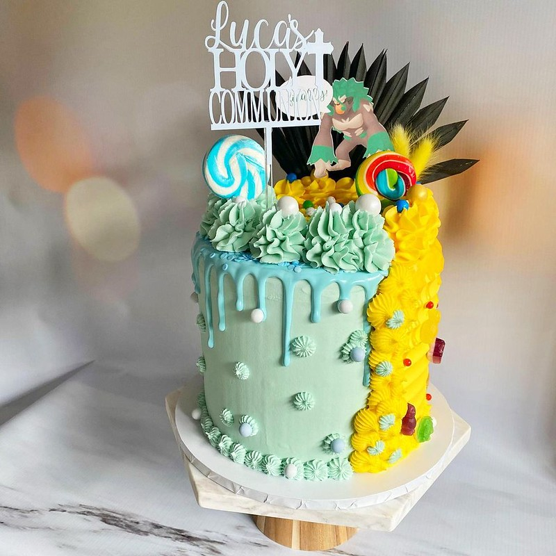 Cake by Dolly Rocker Cakes and Bakes