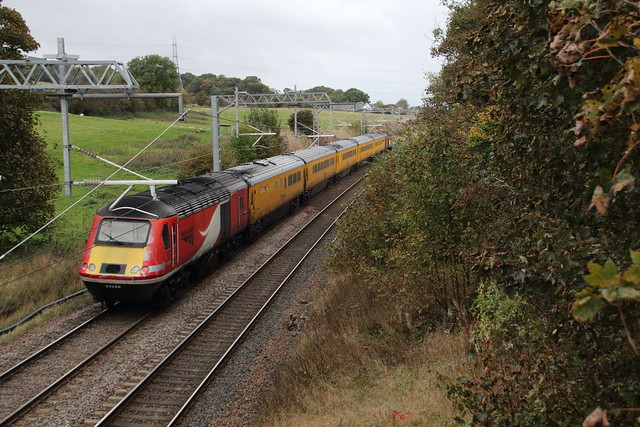 43299 near Polmont, Scotland