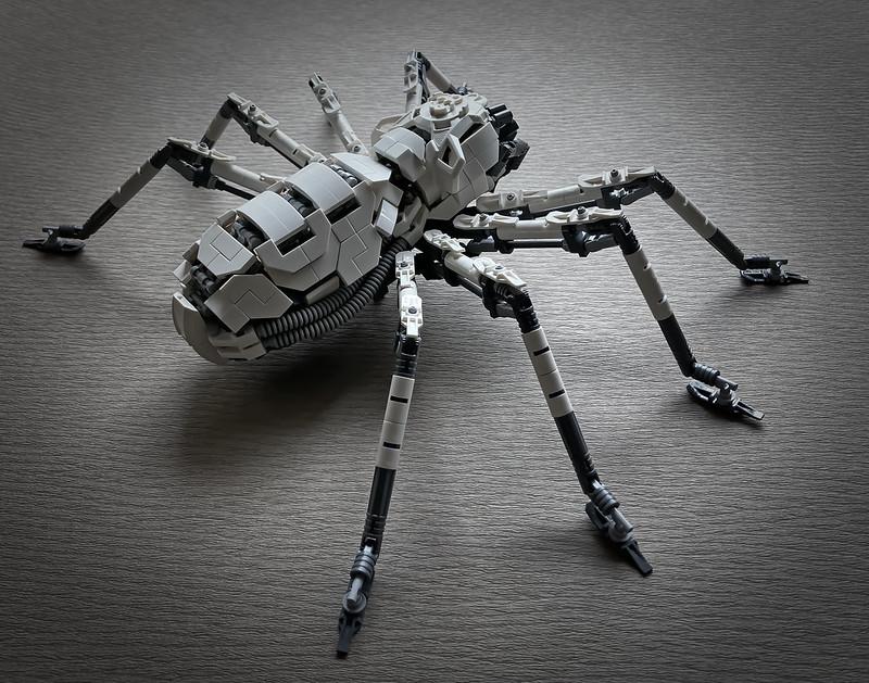 LEGO Mecha Huntsman spider_04