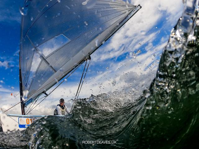 2021 Finn World Masters, Mar Menor, Spain