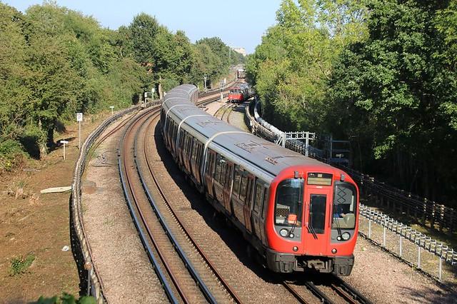 Approaching Ickenham