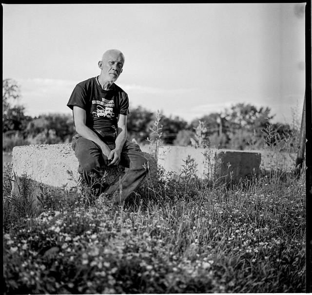 un ancien photographe