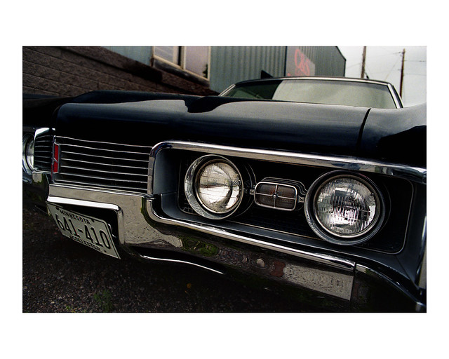 Oldsmobile, color film version
