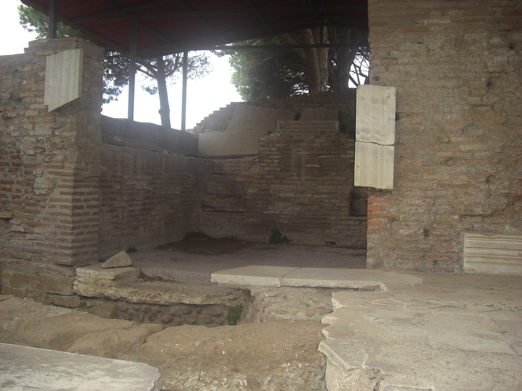 Temple of the Round Altar