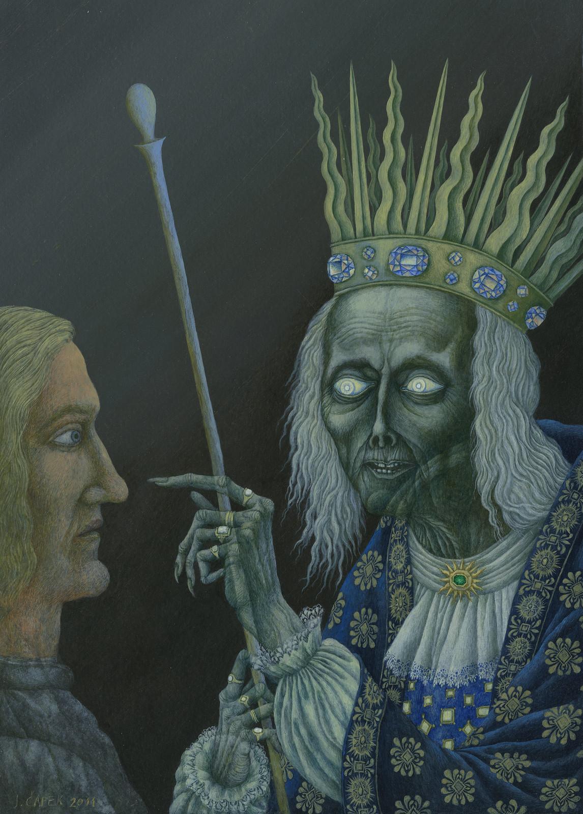 Jindra Capek - The Kingdom of Mighty Villas, Illustration 2
