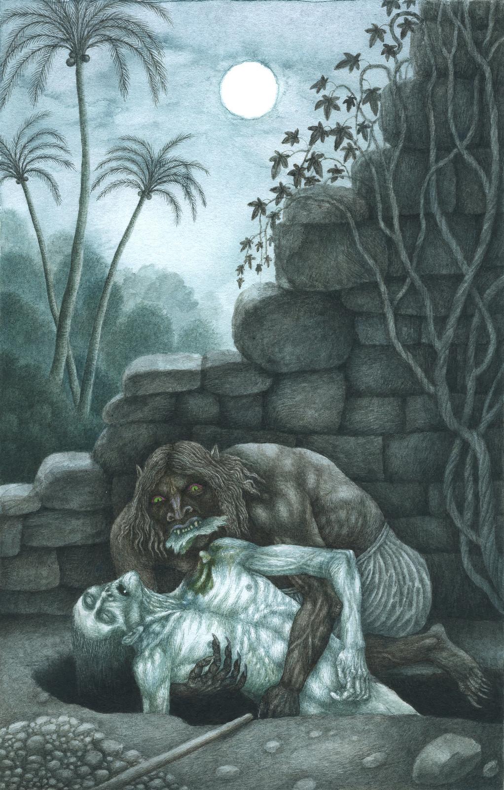 Jindra Capek - Fairy Tales of the World, Illustration 3