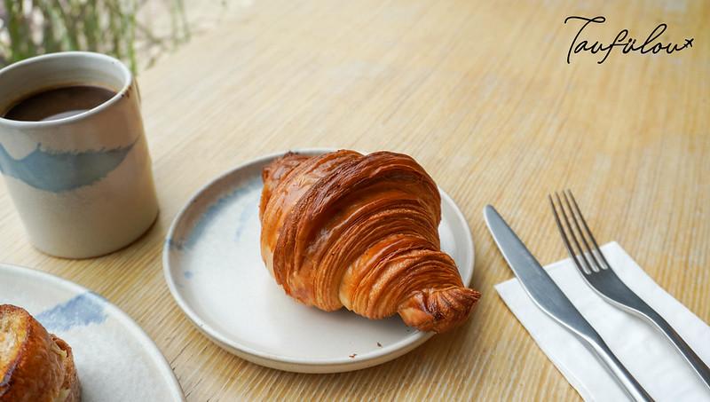 dou dou bake croissant