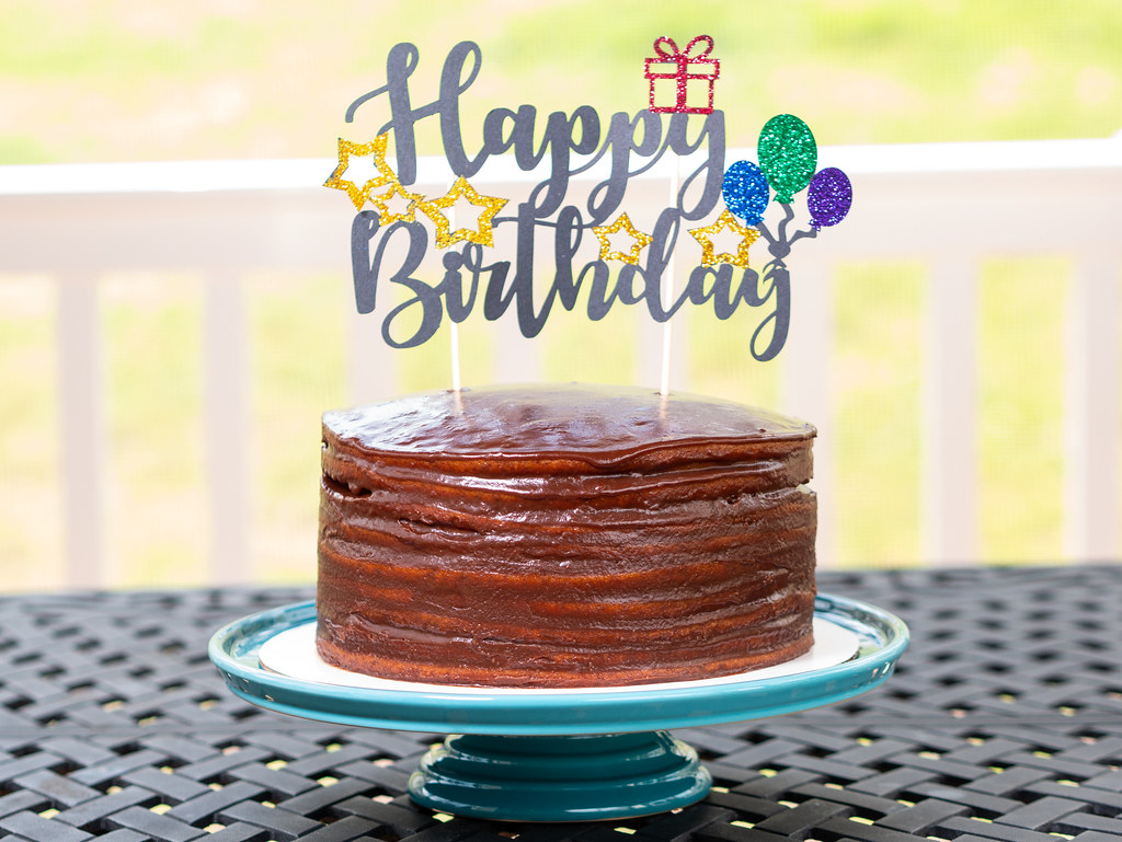Happy birthday Grams and Caroline
