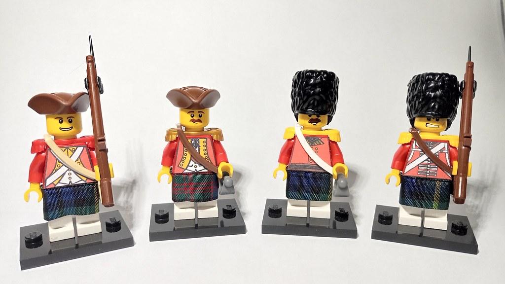 "92nd Regiment of Foot ""McIndoe"" Highlanders"