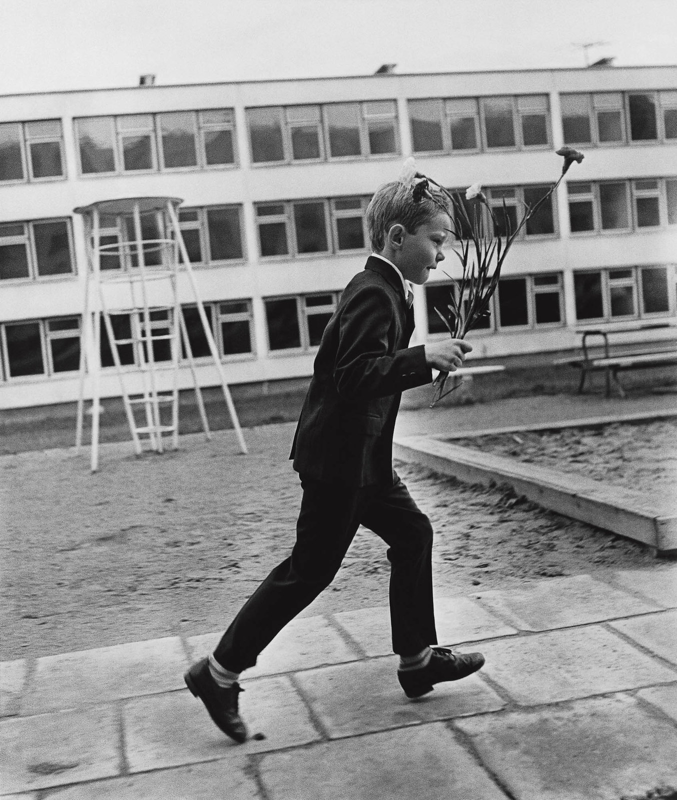 1972. Вильнюс. Симас. 1 сентября