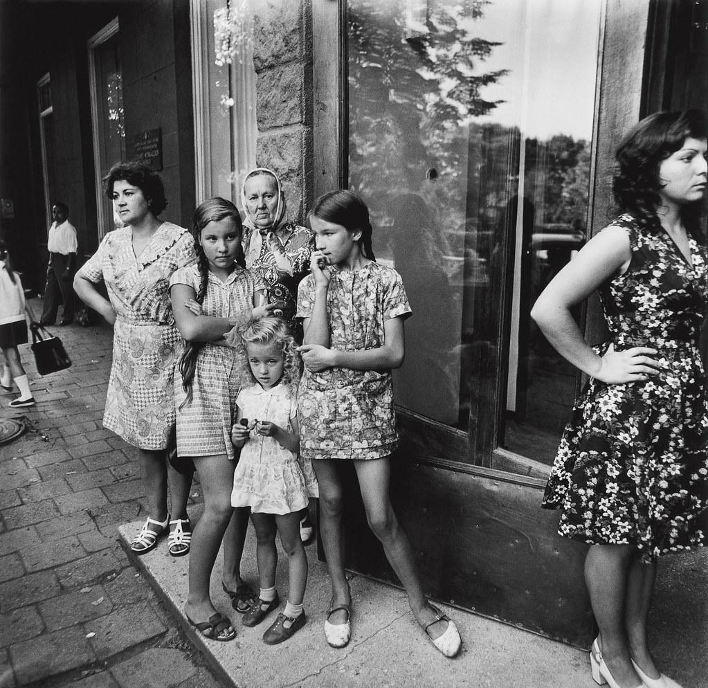 1971. Вильнюс. У входа
