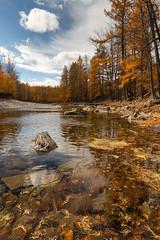 Quiet autumn day