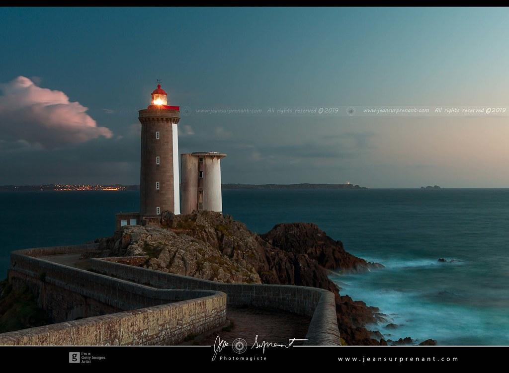 Petit Minou at dusk DRI  II
