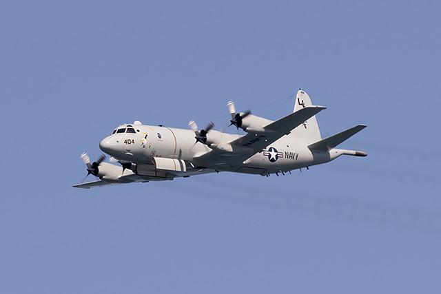 P-3C Orion 161404 of VP-30 LL-404