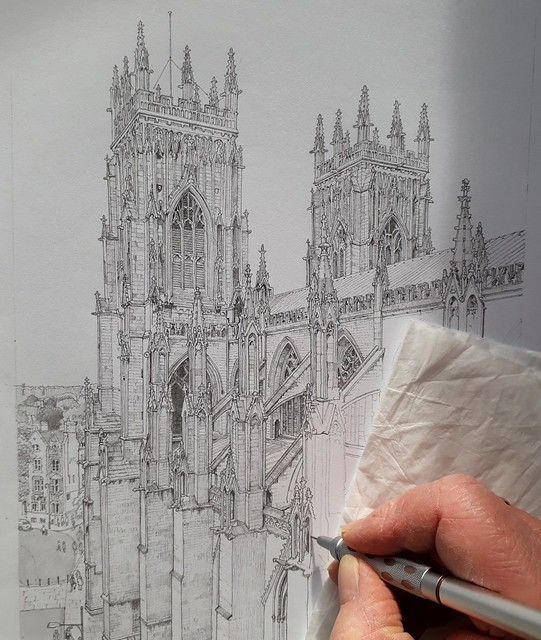 The Two Towers: Pinnacles and tabernacles (WiP 5)