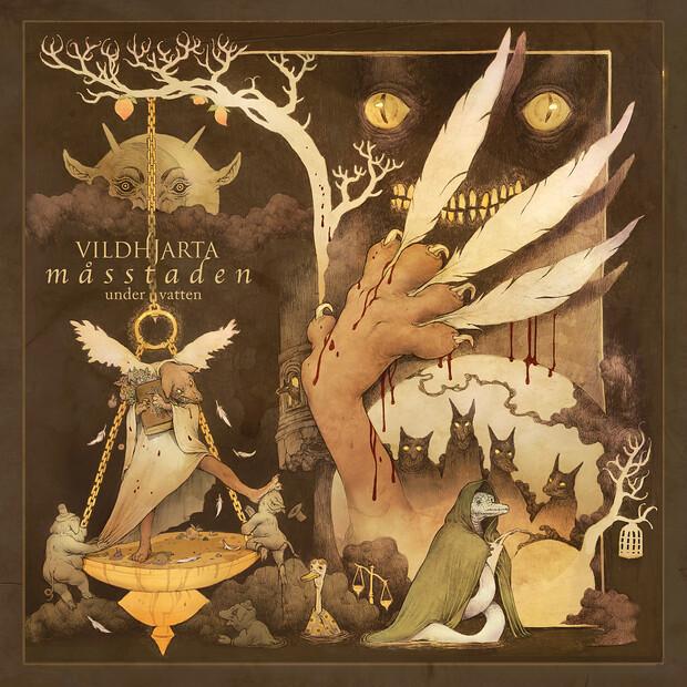 Album Review: Vildhjarta – måsstaden under vatten