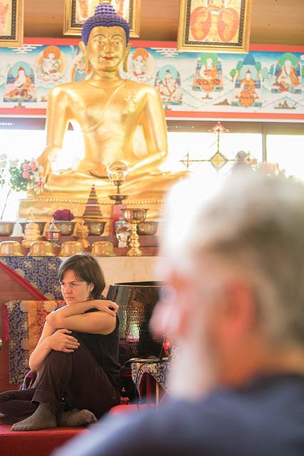 Rencontre Oasis, Karma Ling - 9 & 10 octobre 2021