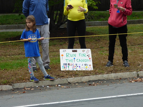 Run for the candy