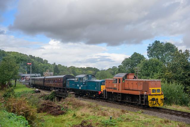 D9551 + D8568, Highley
