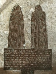 John and Jane Le Hunt, 1605