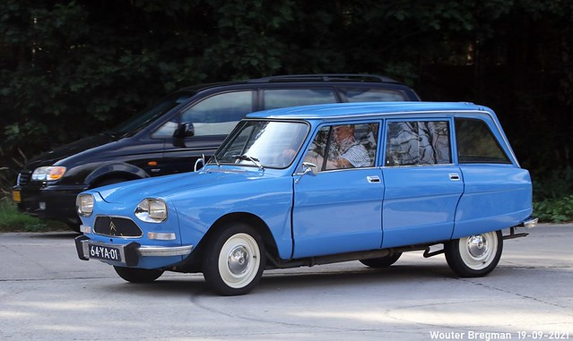 Citroën Ami 8 Break 1977