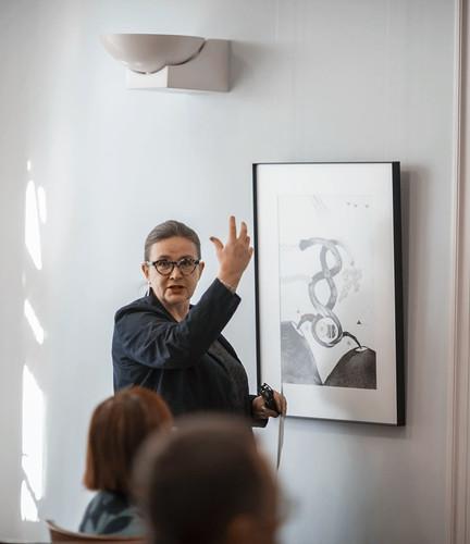 Kärt Summataveti joonistused: näituse avamine #hp2021