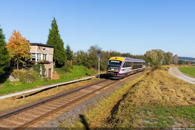 Mitteldeutsche Regiobahn 0642 329