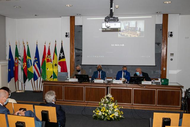 21.10. Secretário Executivo participa em seminário sobre cuidados de saúde primários