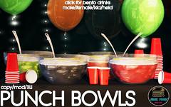 Junk Food - Punch Bowls AD