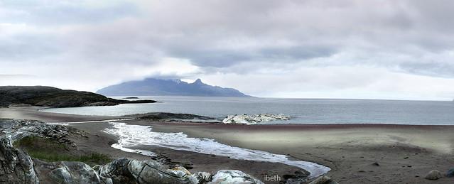 Artic landscapes. Nordland. Norway