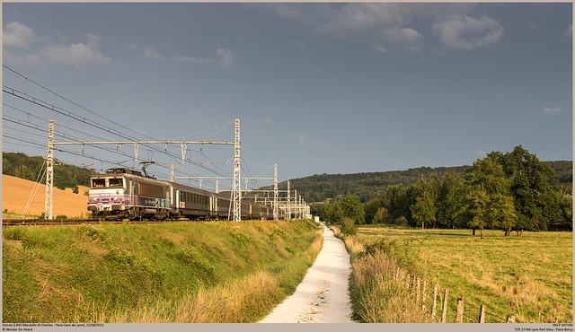 SNCF 507240 @ Darcey