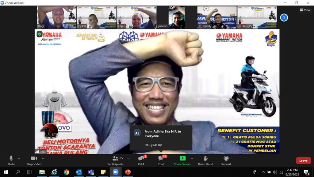 Virtual Gathering Bogor