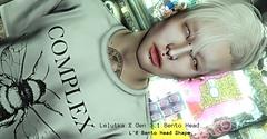 new, Lelutka X Gen 3.1 Bento Head Shape -