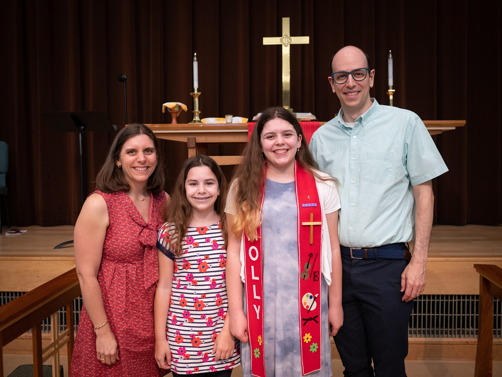 Molly's Confirmation
