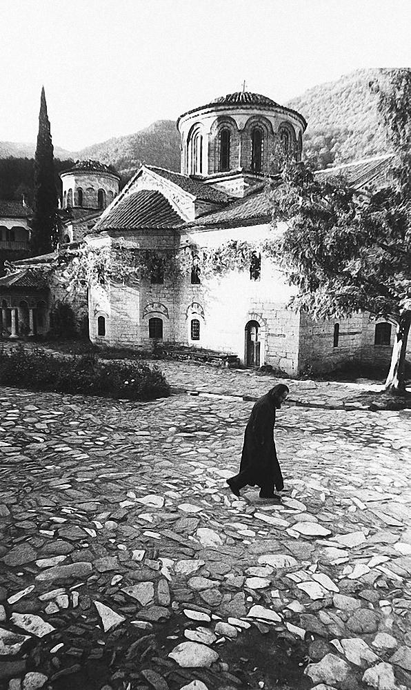 1972. Встреча с Болгарией. Бачков монастырь