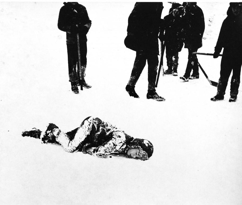 1971. Хоккеисты