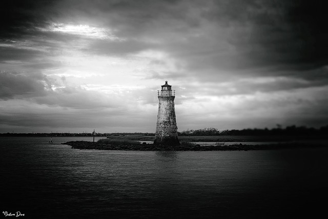 Lighthouses don't fire