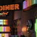 """DINER, neon, """"Let There Be Neon"""""""