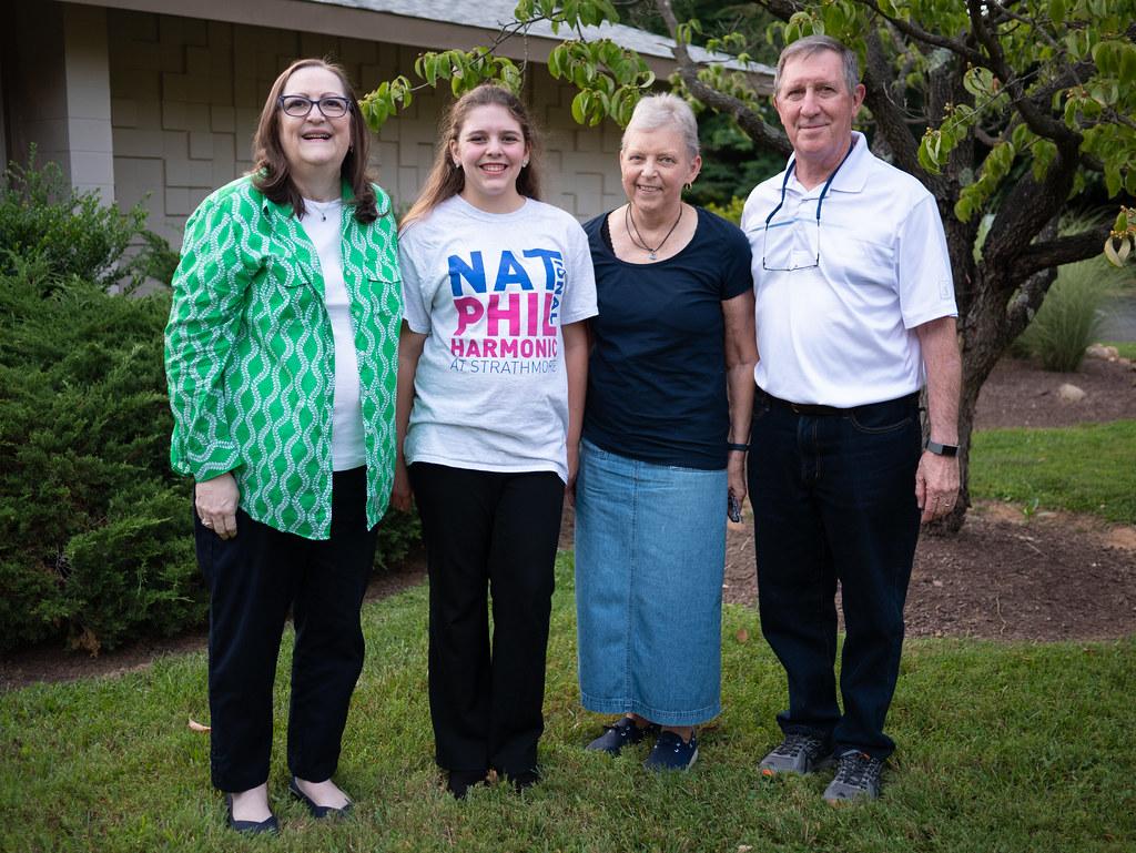 Grandparent attendees