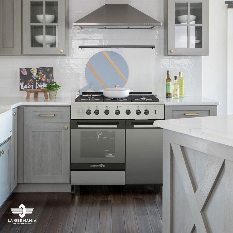 La Germania Range 84cm FS8041 30XTR oven