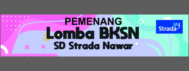 Pengumuman Pemenang Lomba BKSN SD Strada Nawar