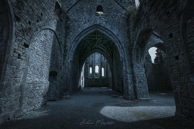 Hore Abbey - Cashel (Ireland)
