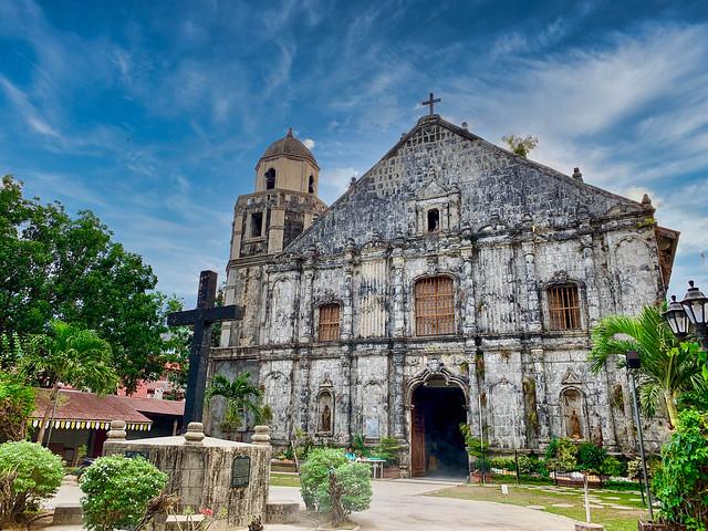 Old Church - St James