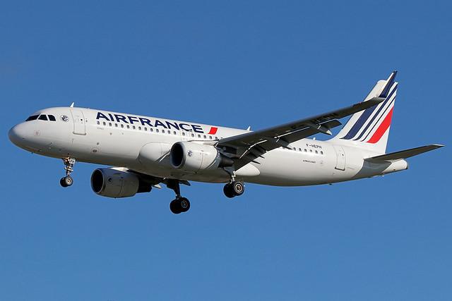 F-HEPH   Airbus A320-214/W   Air France