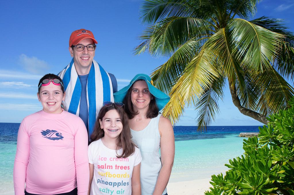 Virtual Beach vacation